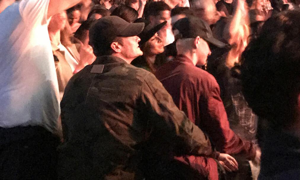 <p>I HYGGELIG LAG: Romanseryktene svirrer etter at eksparet Orlando Bloom (40) og Katy Perry (32) ble observert på konsert sammen i helga. Foto: Splash / NTB Scanpix </p>