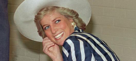 - Derfor var Diana dronningen av mote