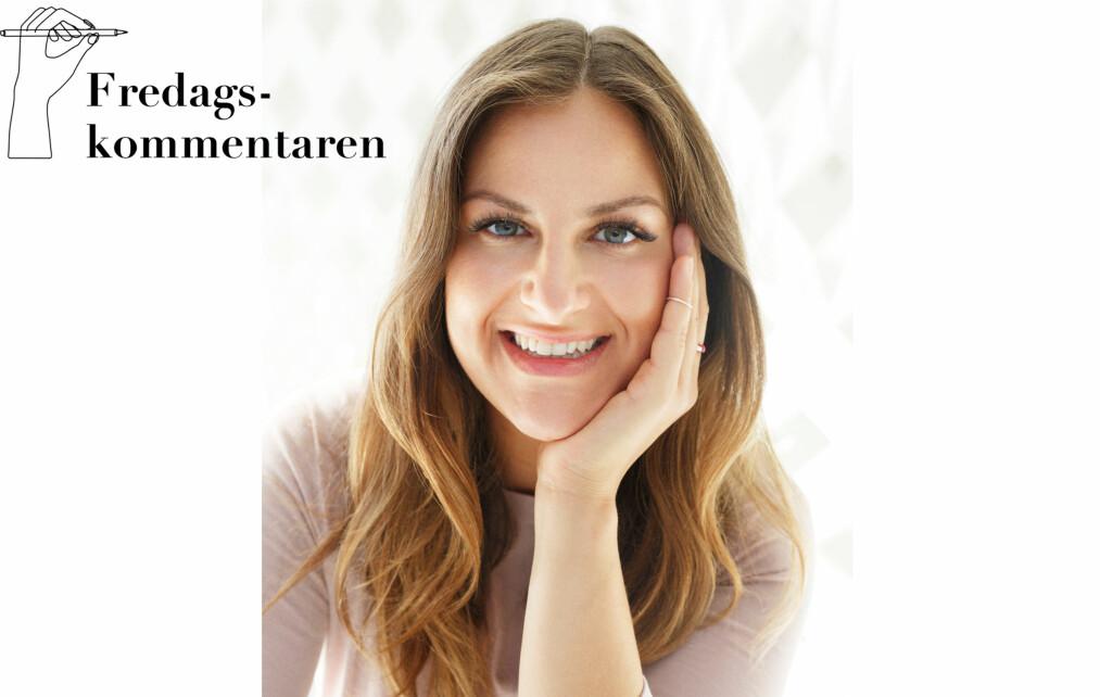 SEKSUALUNDERVISNING: KK.no-journalist Malini Gaare Bjørnstad mener at boken «En sånn jente» burde bli pensum på ungdomsskolen.