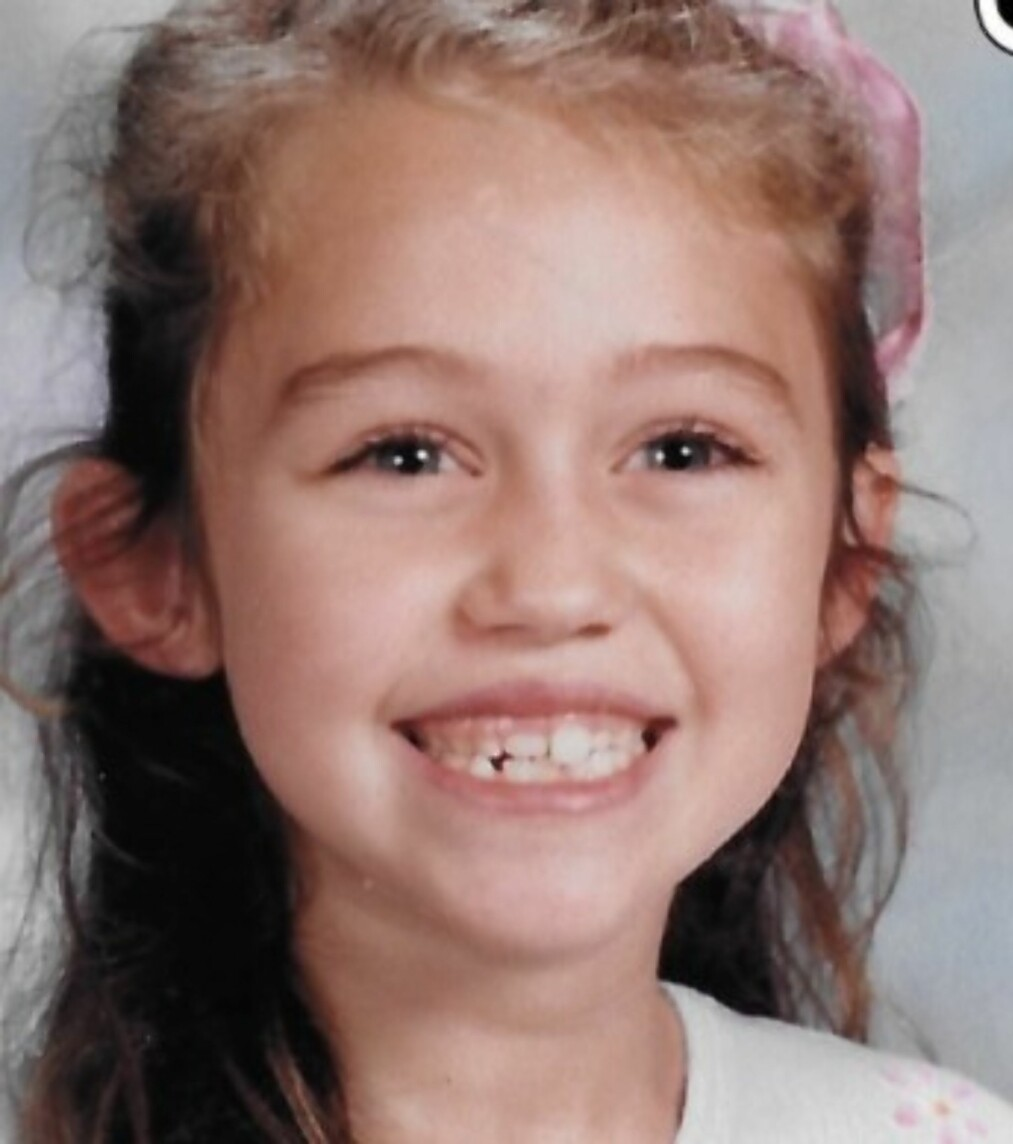 MILEY CYRUS: Hele verdens Miley Cyrus som ung!