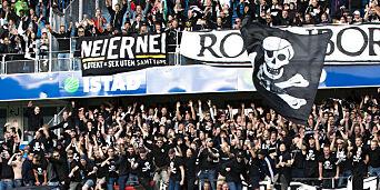image: RBK-fansen hetset voldtektsiktet Molde-spiller foran 10 000 tilskuere