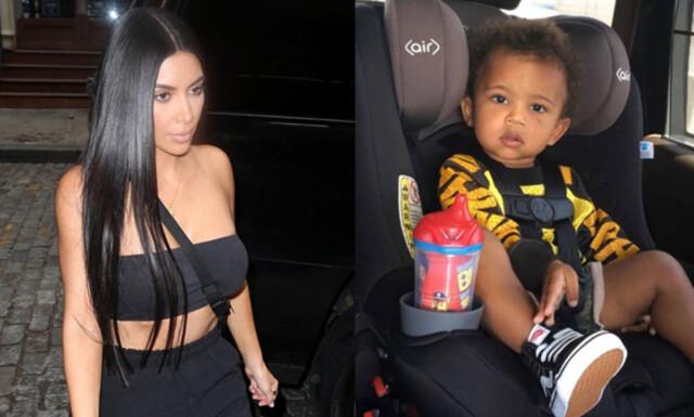 53ae52b0d Kim Kardashian - Kim slår tilbake mot barnesete-kritikken - Se og Hør