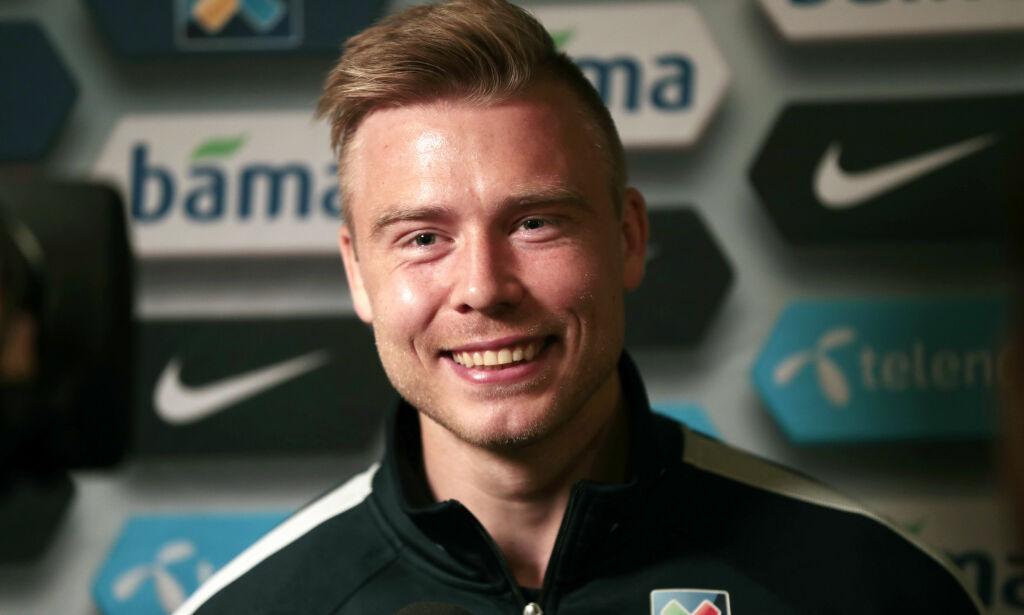 image: Søderlund tilbake i Rosenborg