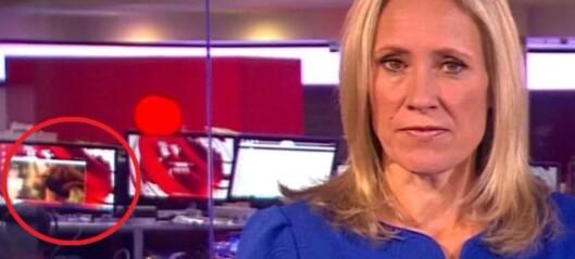 Kvinnen med de mye omtalte «BBC-brystene» står fram