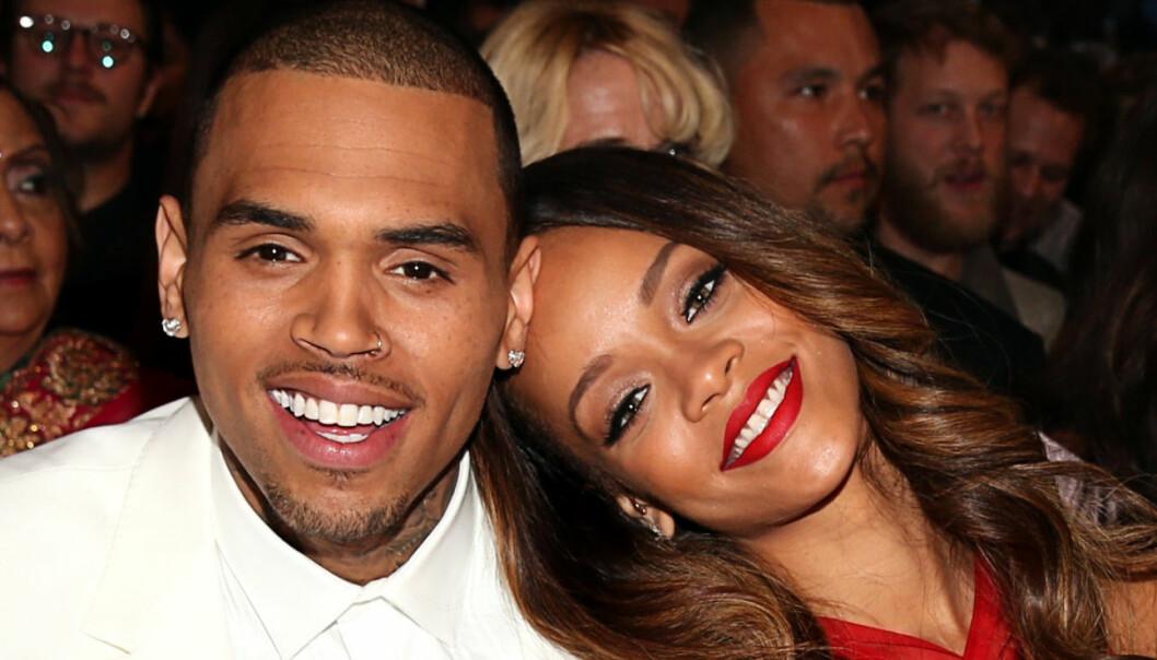 Avslører hva som skjedde da han angrep Rihanna