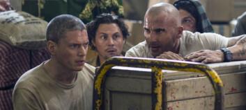 Gamle fanger rømmer igjen i en ny sesong av «Prison Break»