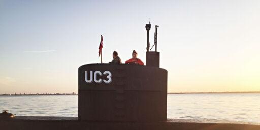 image: Kim Walls kjæreste: - Gruet seg til å dykke ned i ubåten