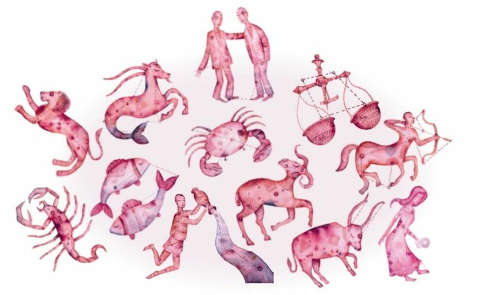 <strong>HOROSKOP 2017:</strong> Ukens horoskop gjelder for perioden 18.-24. august. FOTO: NTB Scanpix