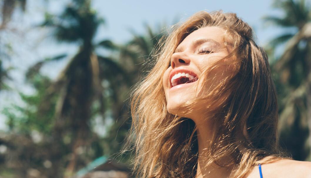 SOLSKADER: Har du fått pigmentflekker eller kanskje flere kviser o ansiktet i sommer? Her får du ekspertenes beste råd. FOTO: NTB Scanpix