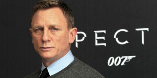 image: - Han har krenket alle Bond-fans