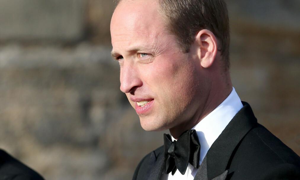 <strong>RØD I TOPPEN:</strong> I dokumentaren «Our Mother: Her Life and Legacy» forteller prins William om et pinlig øyeblikk fra tenårene. Prinsesse Diana konfronterte nemlig sønnen med bilder av lettkledde modeller. Foto: NTB scanpix