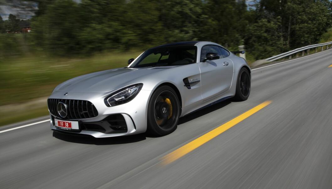 TEST: Det mest brutale Mercedes har å by på