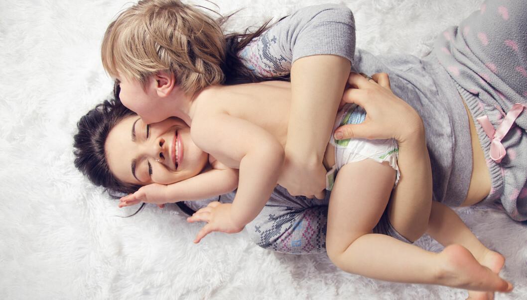 BARNS FØLELSER: Hvordan du lærer dem å takle følelser, kan avgjøre hvor barnet ditt ender opp som voksen, mener John Gottman. FOTO: NTB Scanpix