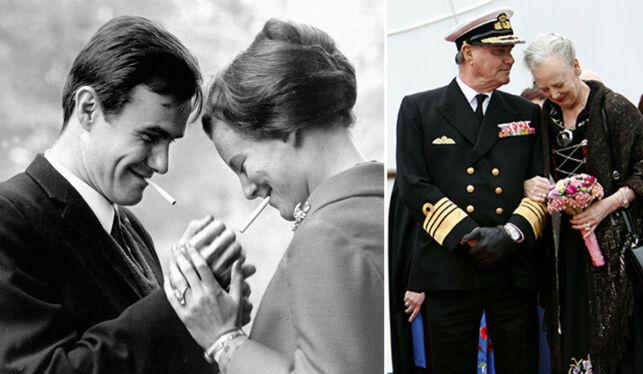 image: «Ingen» forstår hvorfor Margrethe fortsatt står ved prins Henriks side. Her er historien bak den intense konflikten. - Det er dronningen han ikke vil ha