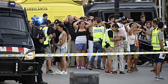 Terrorekspert: - Ikke overraskende at Spania blir angrepet