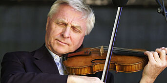 image: Arve Tellefsen solgte fiolin med 79 millioner i fortjeneste