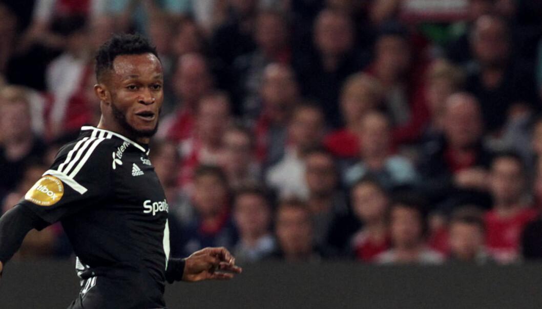 Samuel Adegbenro blir fort det største salget Rosenborg noen gang har gjort