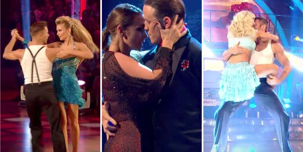 image: Kjendisenes kjærester frykter «Skal vi danse»-forbannelsen