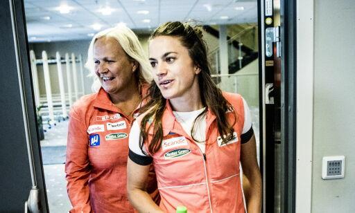 image: Jacobsen ber Weng jobbe i helsevesenet: - Heidi kommer til å bli en fantastisk mamma
