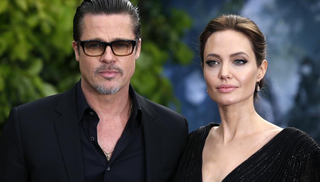 <strong>TAPTE:</strong> Brad Pitt og Angelina Jolie ble saksøkt for 600 000 dollar. Søndag ble det kjent at dem har tapt. Foto: Pa Photos