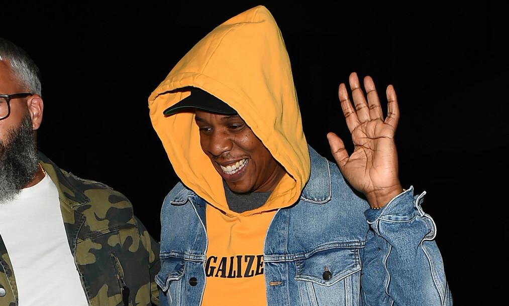 <p>LETTER PÅ SLØRET: Jay Z åpner seg om den omtalte krangelen med svigerinnen fra 2014. Foto: NTB Scanpix / Splashnews </p>