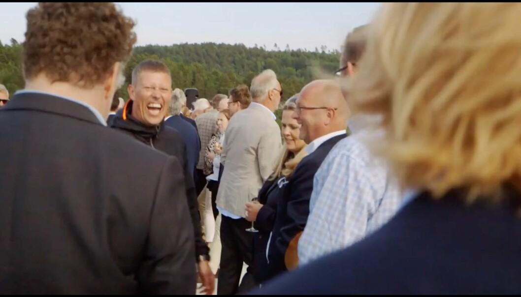 «Ikke få øyekont– shit, han har sett oss.» Foto: TV2
