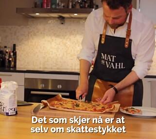 Faksimile: Høyres Facebook-side.