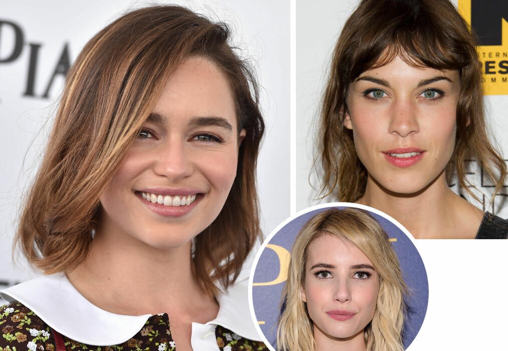 Emilia Clarke fra Game Of Thrones, moteikon Alexa Chung og skuespiller Emma Roberts er bare noen av parfymens celebre fans. Foto: NTB Scanpix