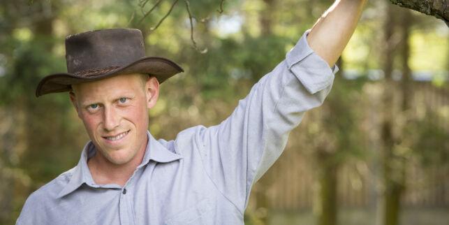 image: «Farmen»-Oddvar har fått seg kjæreste