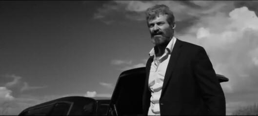 Wolverine-filmen «Logan» får en ekstra dimensjon i svart/hvitt
