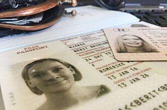 Navnene som skaper trøbbel for pass og førerkort