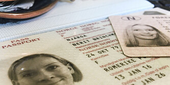 Så lange navn skaper trøbbel for pass og førerkort
