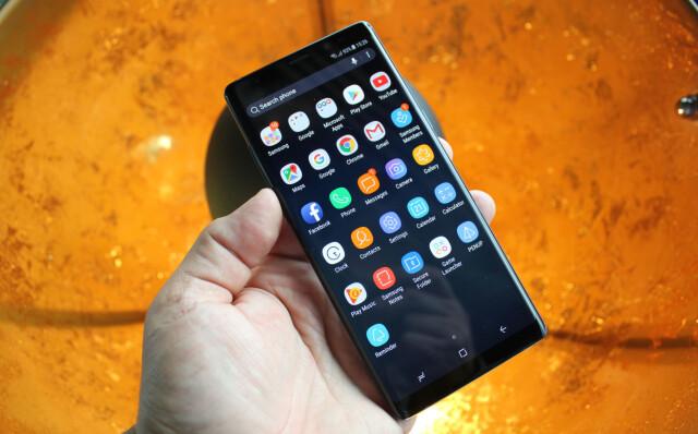 780f758d1 Samsung lanserer Galaxy Note 8 - Her er Samsungs nye mobil-flaggskip ...