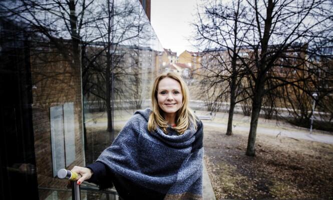 <strong>ANNET  FOKUS:</strong> Kan dere gjøre rom for en kulturminister som bygger broer mellom kultur og næring? spør artikkelforfatteren. Dagens kulturminister er Linda Hofstad Helleland (H).  Foto: Nina Hansen / Dagbladet