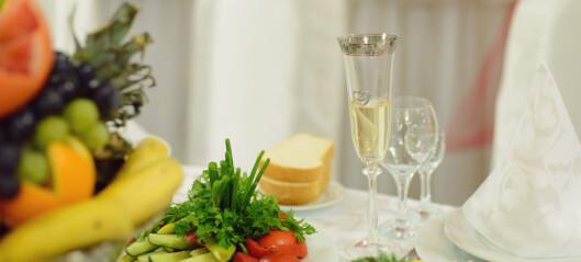 Dette må du huske før champagnefrokosten