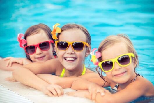 <strong>GLADE BARN:</strong> Har barna det bra, har du det bra. Foto: NTB Scanpix