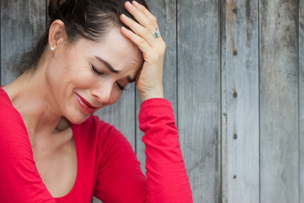 PSYKISK SYKDOM: Dette er den vanligste grunnen til at norske kvinner og menn går til fastlege.  Foto: NTB Scanpix