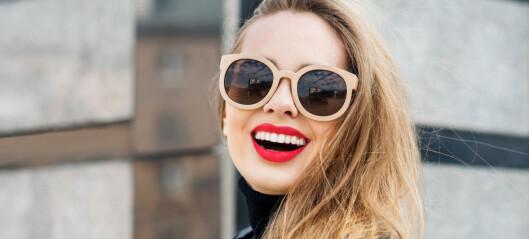 - Du bør rengjøre solbrillene hver dag