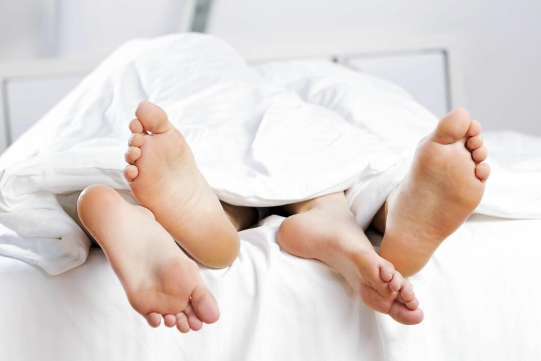 FANTASER SAMMEN: Del en av dine fantasier med partneren din. Det kan resultere i noe veldig bra for deg selv også.  Foto: Sergey Nivens - Fotolia