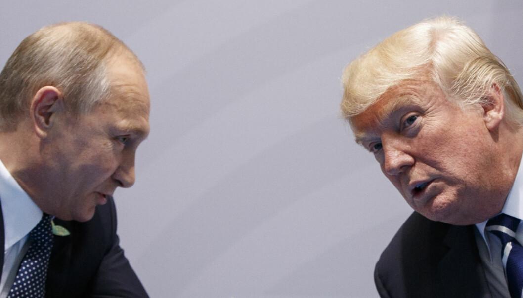 Etterforskere fikk tilgang på 20 000 e-poster fra Trump-leiren. Så begynte Putin-lekkasjene