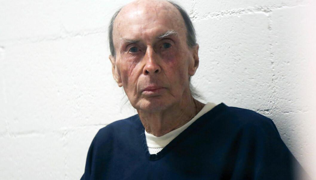LØSLATT: Don Nichols (84) er løslatt etter 30 år bak murene. Foto: Nick Wolcott / Bozeman Daily Chronicle via AP / NTB Scanpix