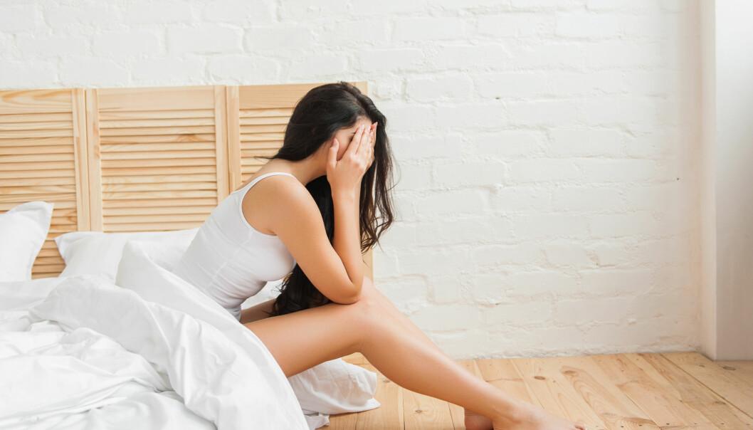 RO NED: Mange opplever å være sliten og nedfor selv om de har det bra. Da kan det være lurt å roe ned. FOTO: NTB scanpix