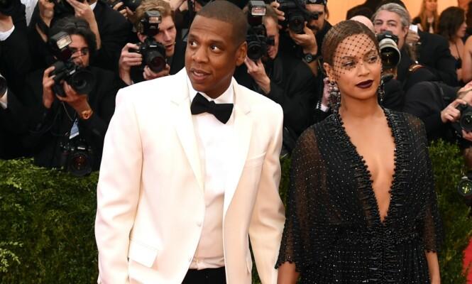 <strong>VERDENSSTJERNER:</strong> Både Beyoncé og Jay Z er begge svært suksessfulle artister på verdensbasis. Foto: NTB Scanpix.