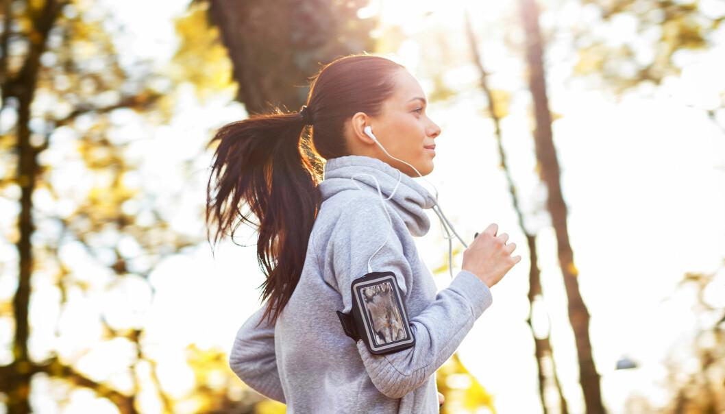 <strong>LØPING:</strong> På lange løpeturer er det en del som kjenner de må ganske akutt på do. FOTO: NTB Scanpix