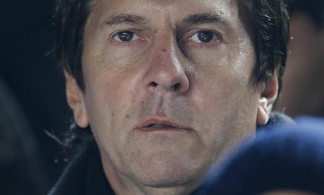 MESSIS FAR: Jorge Messi. Foto: REUTERS/Marcos Brindicci/NTB Scanpix