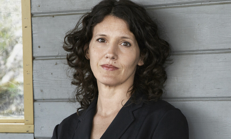 ANDREBOKA: Historiker Marlen Ferrer er ute med sin andre roman. Foto: Gyldendal