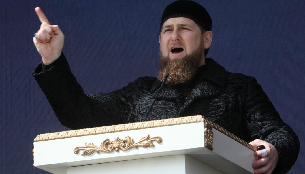 <strong>TSJETSJENIA:</strong> Den russiske delrepublikken Tsjetsjenia styres av Ramzan Kadyrov. I sommer har ulike TV-stasjoner laget flere innslag om par som har «funnet» sammen igjen, etter at Kadyrov opprettet et råd som har som oppgave å gjenforene skilte eller fraseparerte par - for «barnas beste» og i «kampen mot terror». Foto: AP Photo / NTB Scanpix
