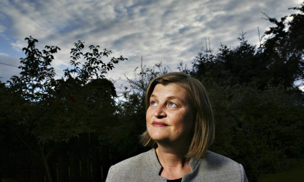 AKTUELL: Elin Ørjasæter, redaktør av Arbeidsnytt, er aktuell med en ny bok om løsarbeidersamfunnet sammen med Line Eldring. FOTO: Sveinung Uddu Ystad / Dagbladet