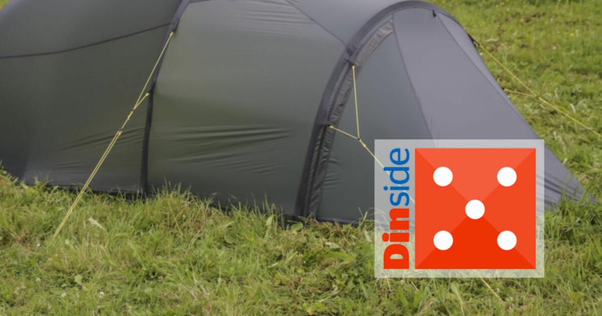 27841f47 Test av fjelltelt - De beste teltene for fjellturen - DinSide
