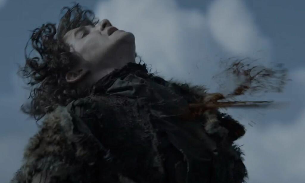 9: Rickon Stark. Foto: HBO